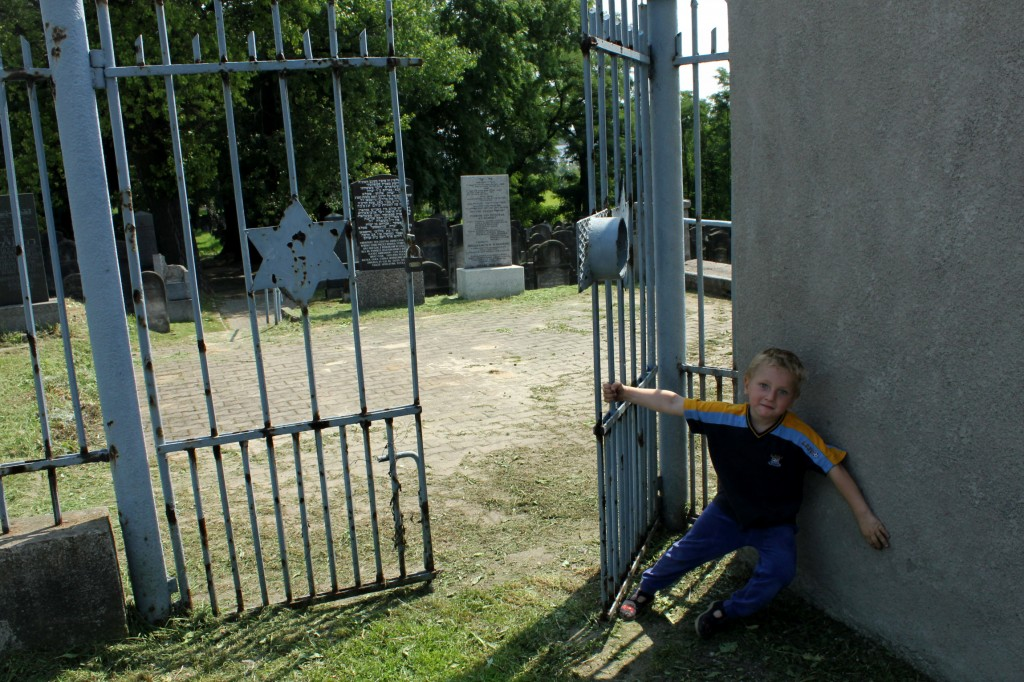 The Bedzin-Czeladz Jewish cemetery