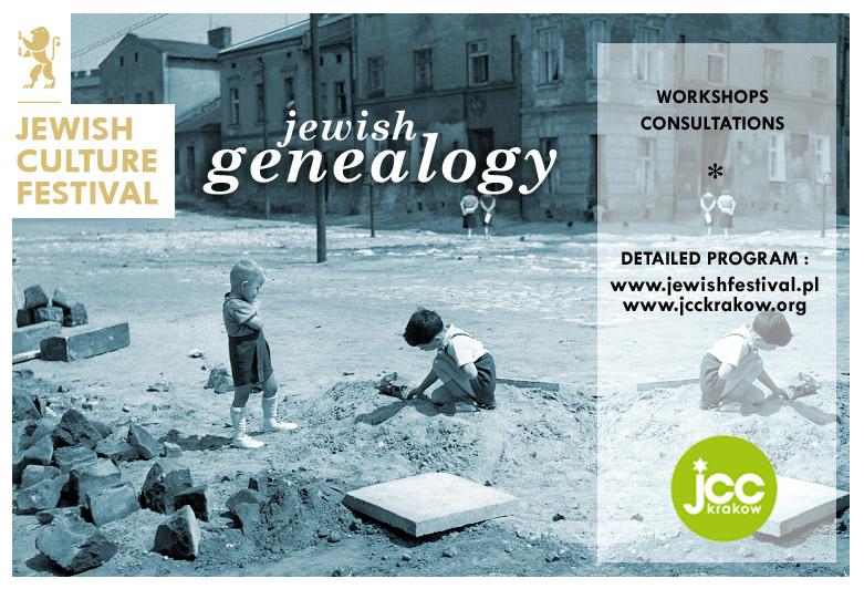 Jewish genealogy Krakow festival