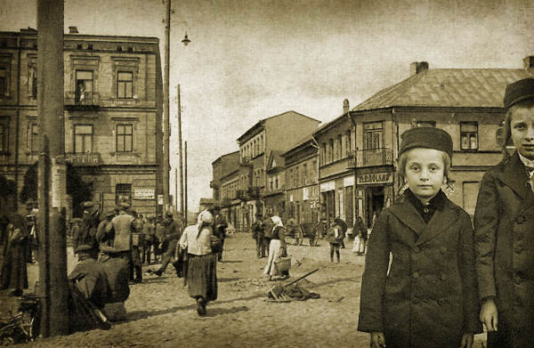 Jewish genealogy Poland
